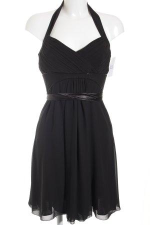Vera Mont Neckholderkleid schwarz Elegant