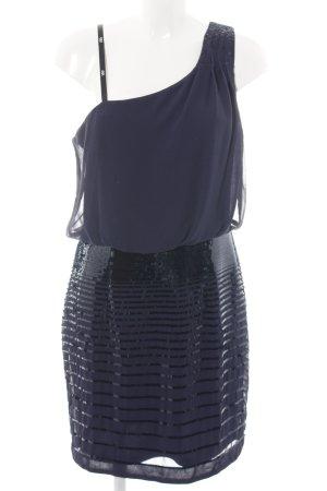 Vera Mont One-Shoulder-Kleid blau Elegant