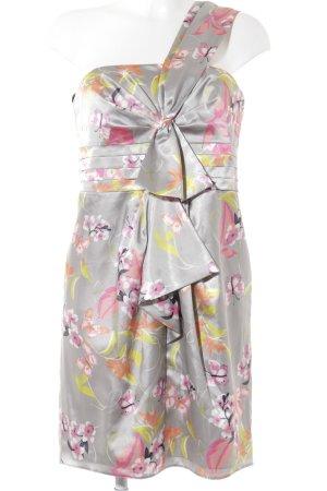 Vera Mont One-Shoulder-Kleid florales Muster Elegant
