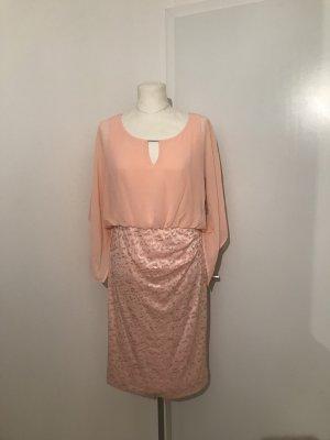 Vera Mont Partykleid Gr.38 Kleid rosa NEU Cocktailkleid Etuikleid