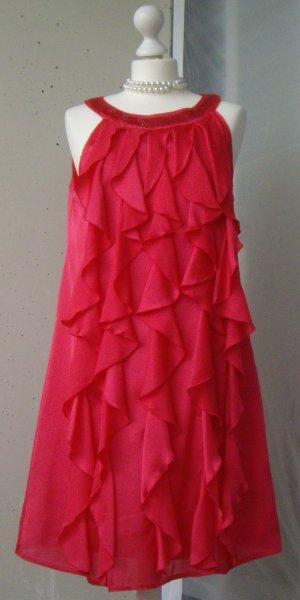 Vera Mont: Pinkfarbenes Kleid / Cocktailkleid