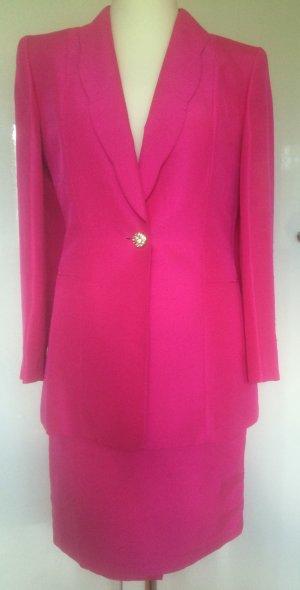Vera Mont pinkfarbenes Kostüm