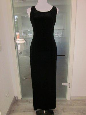 Vera Mont Samtkleid schwarz Gr 36