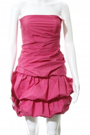 Vera Mont Off the shoulder jurk roze elegant