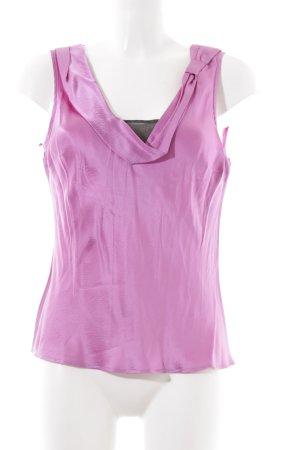 Vera Mont Zijden top roze elegant
