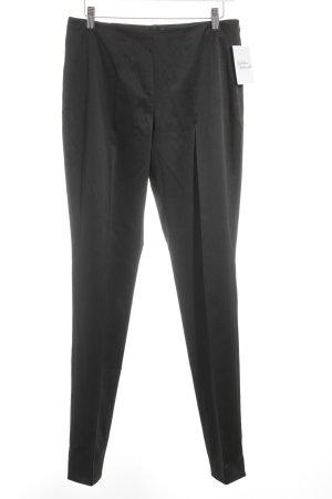 Vera Mont Pantalón tipo suéter negro estilo «business»