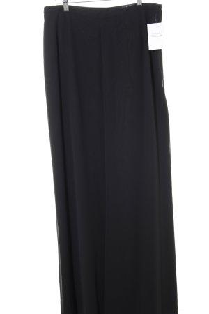 Vera Mont Stoffhose schwarz Elegant