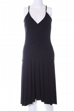 Vera Mont Stretchkleid schwarz Elegant