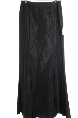 Vera Mont Taftrock schwarz Elegant