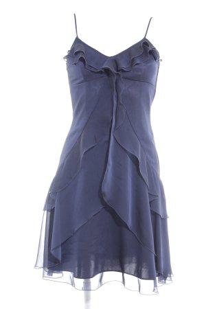 Vera Mont Trägerkleid dunkelblau Elegant