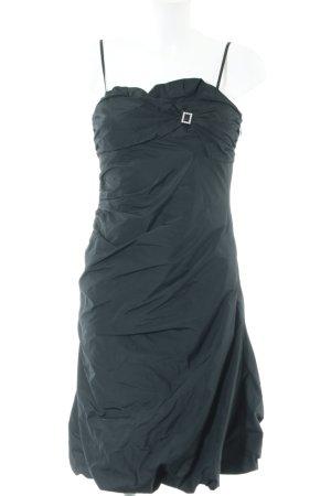 Vera Mont Trägerkleid schwarz extravaganter Stil
