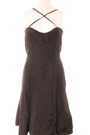 Vera Mont Trägerkleid schwarz schlichter Stil