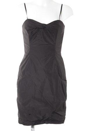 Vera Mont Trägerkleid schwarzbraun Elegant