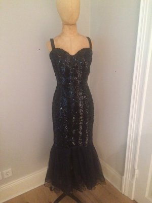 Vera Mont Vintage Abend Gala Kleid Gr. 38 top