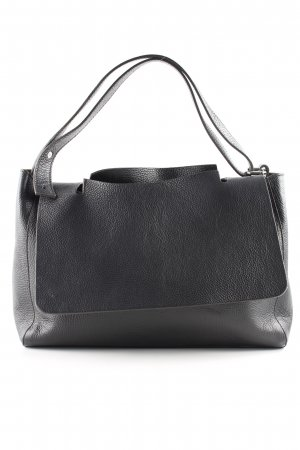 Vera Pelle Carry Bag black