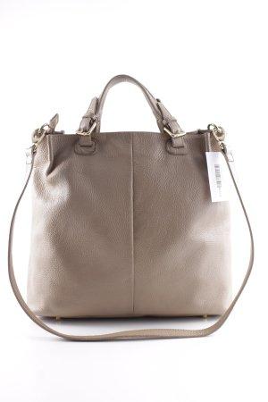 Vera Pelle Shopper beige Street-Fashion-Look
