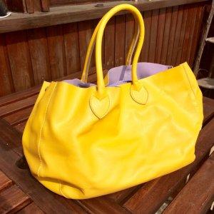 Vera Pelle Tasche aus echtem italienischen Leder NEU