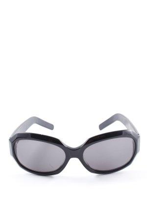 Vera Wang Angular Shaped Sunglasses black casual look