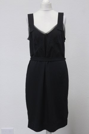 VERA WANG Kleid dress Gr. M schwarz DESIGNER #MF/B/07-109#