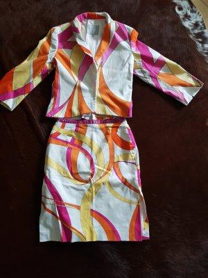 Versace Traje para mujer multicolor