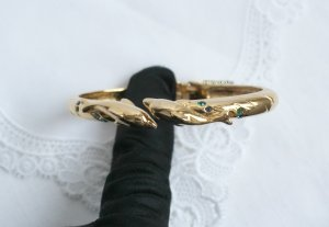 Vintage Armlet gold-colored