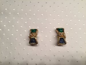 Christian Dior Earclip multicolored metal