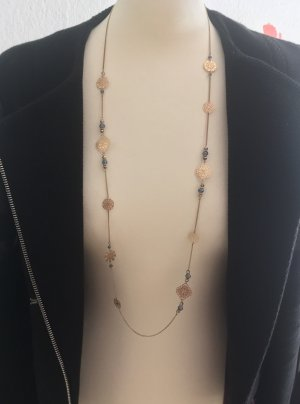 Accessorize Necklace gold-colored-slate-gray