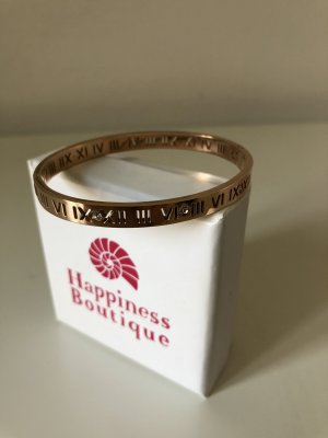 Happiness Boutique Bangle rose-gold-coloured