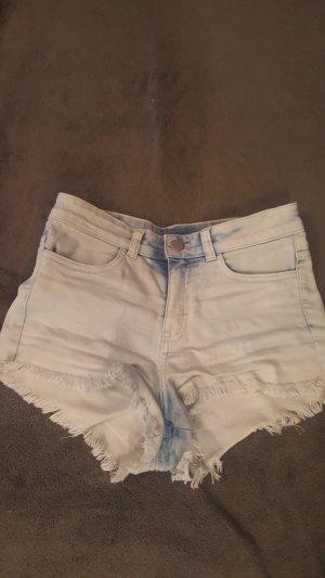 H&M Pantaloncino di jeans azzurro