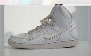 "Verkaufe 1 Paar Nike ""Force"""