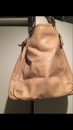 Verkaufe beige Hallhuber Handtasche