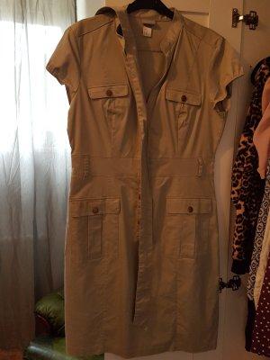 Verkaufe beiges Kleid