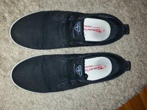Verkaufe die Schuhe von TAMARIS Gr. 41 in schwarz zum Schnüren