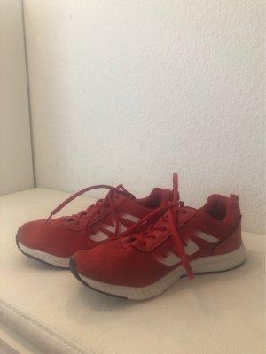 Verkaufe diese roten Schuhe