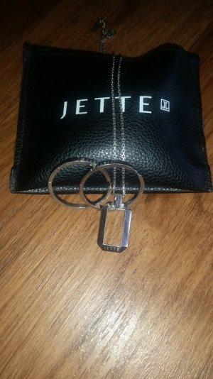 verkaufe dieses schöne Set Bestehend aus Ohrringe und Kette von Jette Joop