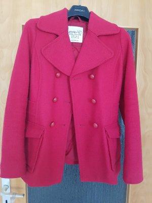 Verkaufe eine rote Esprit Jacke