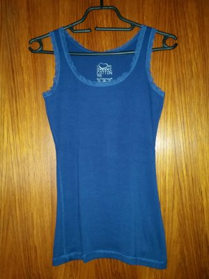 Verkaufe einmal getragenes Top Gr. 36 von PRIMARK in blau