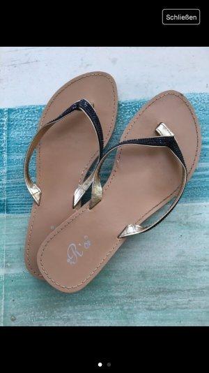 Verkaufe einmalig getragene Flip Flops