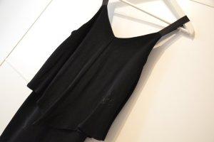 Verkaufeelegantes schwarzes Party-Kleid!