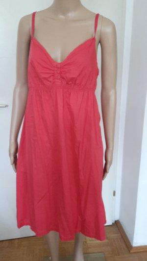 Verkaufe Esprit-Kleid koralle Gr. 42