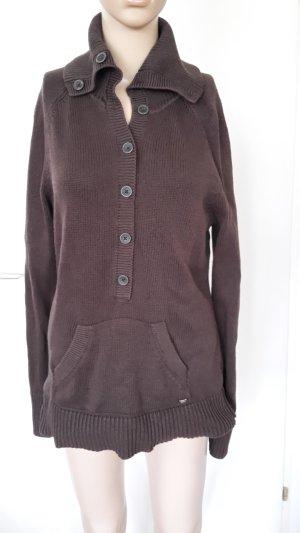 Verkaufe Esprit-Pullover braun Gr. L
