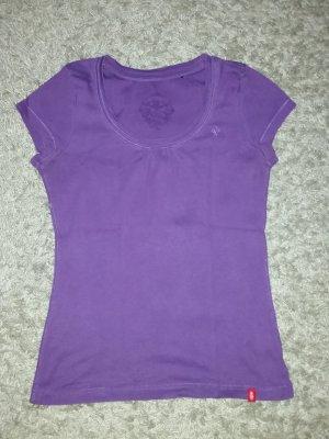 Verkaufe gebrauchtes lila Shirt Gr. M von EDC