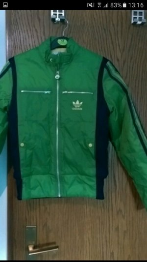 Verkaufe Grüne Adidasjacke
