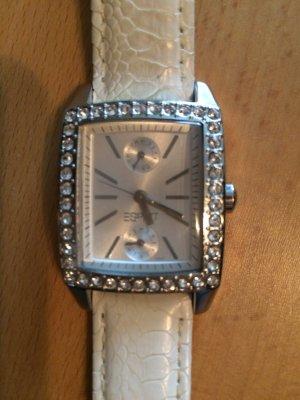 verkaufe hier eine neuwertige nur einmal getragene Esprit Damen Uhr