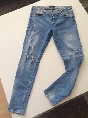 Verkaufe Jeans von Zara im Used Look!