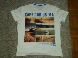 Verkaufe kaum getragenes T-Shirt Gr. S Tom Tailor mit Aufdruck