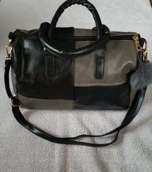 Verkaufe Kunstledertasche neu