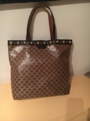 Verkaufe Original gucci Shopper in Lackleder