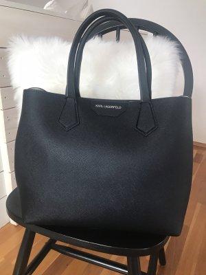 Karl Lagerfeld Shopper zwart