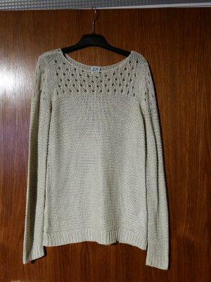 Verkaufe Pullover Gr. M von VERO MODA in beige gebraucht